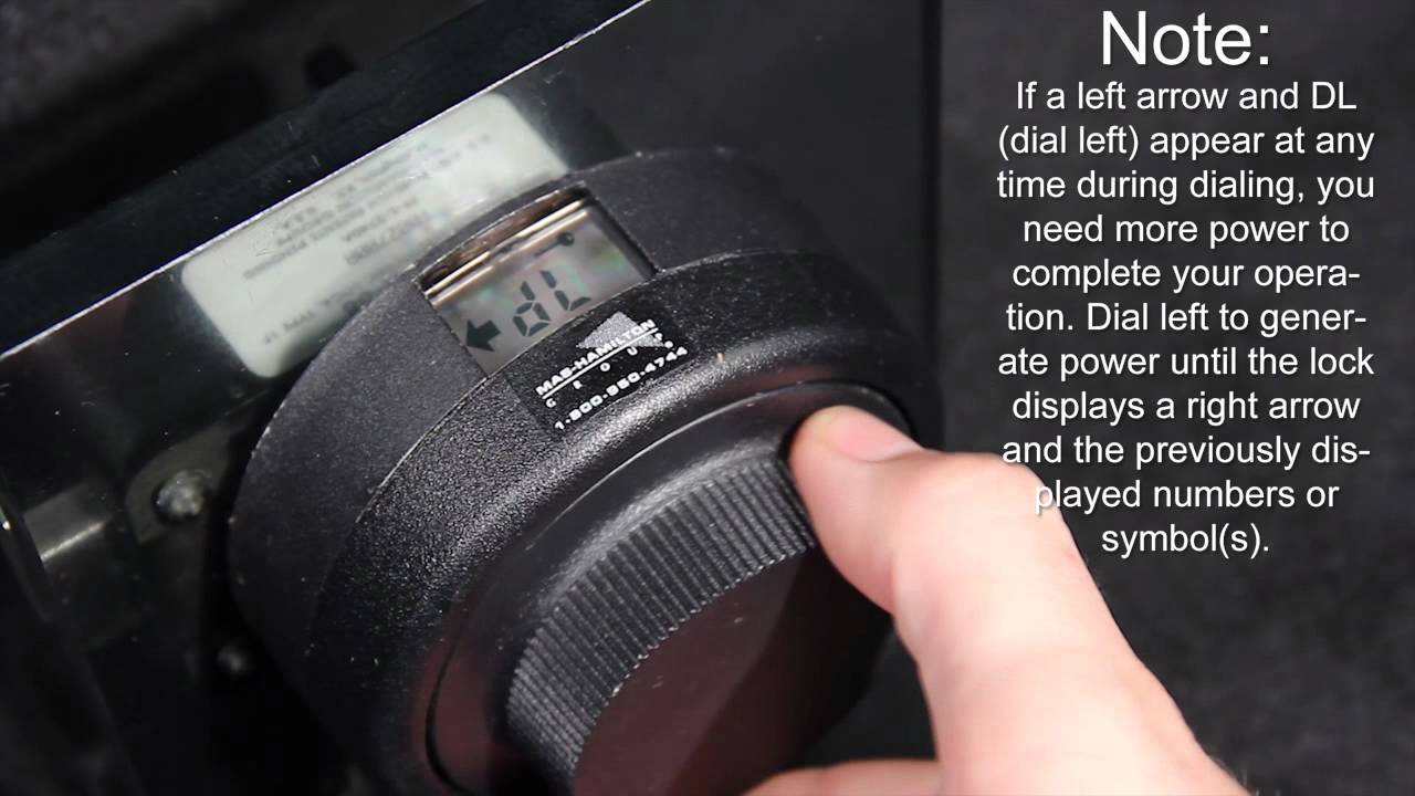 open dial padlock instructions