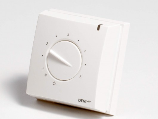 electric underfloor heating thermostat instructions