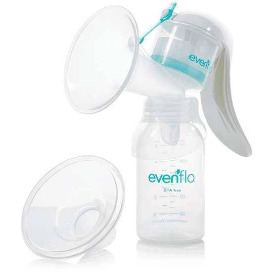evenflo single electric breast pump instruction manual