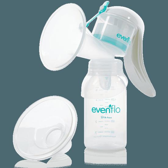 evenflo single electric breast pump instruction manual