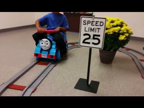 thomas the train power wheels instructions