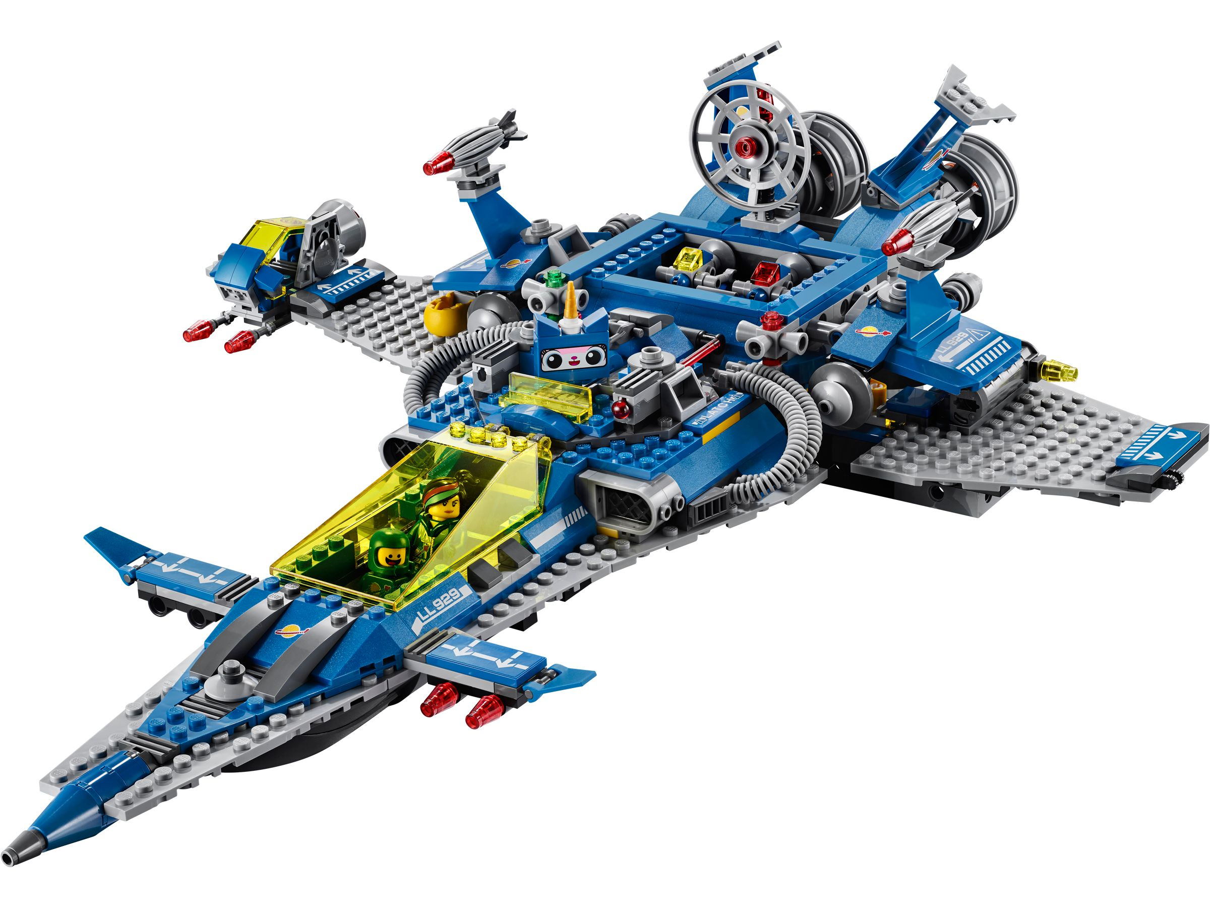 lego instructions for combining 2 sets