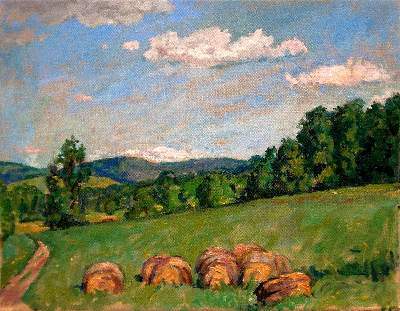 farm canvas painting instructions