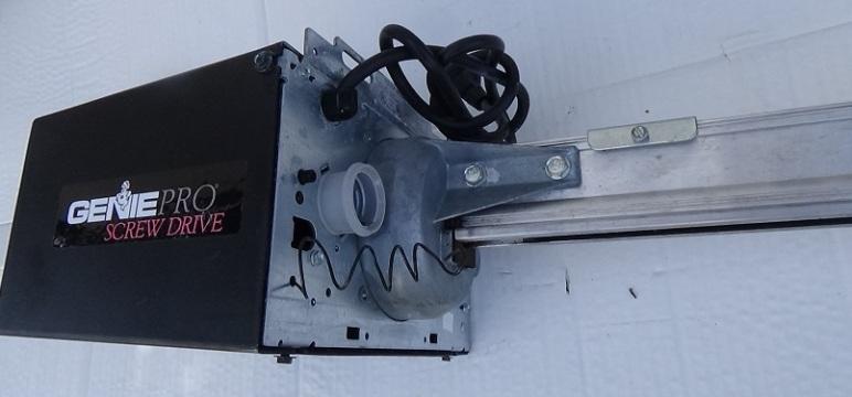 genie pro screw drive remote instructions