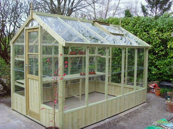 greenhouse in a box instructions
