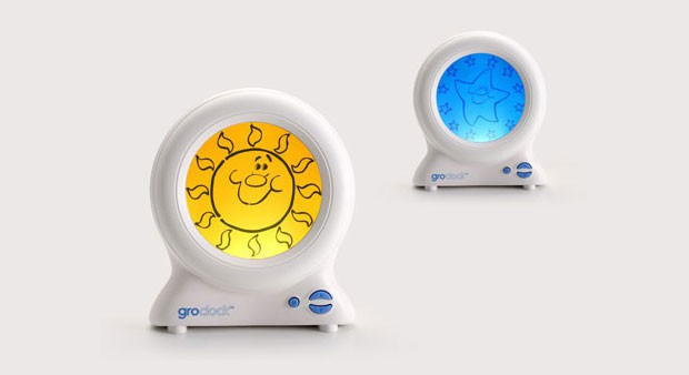 gro clock instructions uk
