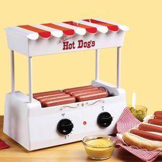 hot dog roller avantico instructions