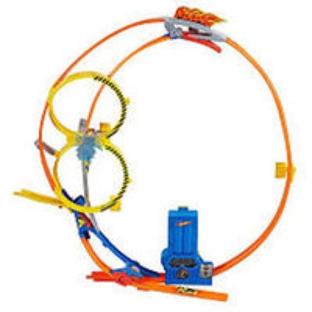 hot wheels city loop and launch instructions