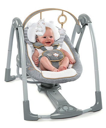ingenuity swing n go instructions