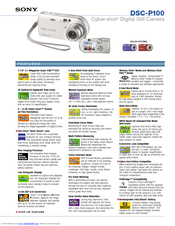 instructions for sony dsc-p10