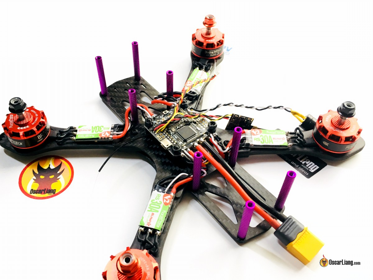 instructions on how to build a drone