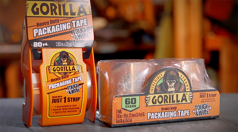 instructions on how to use gorilla glue