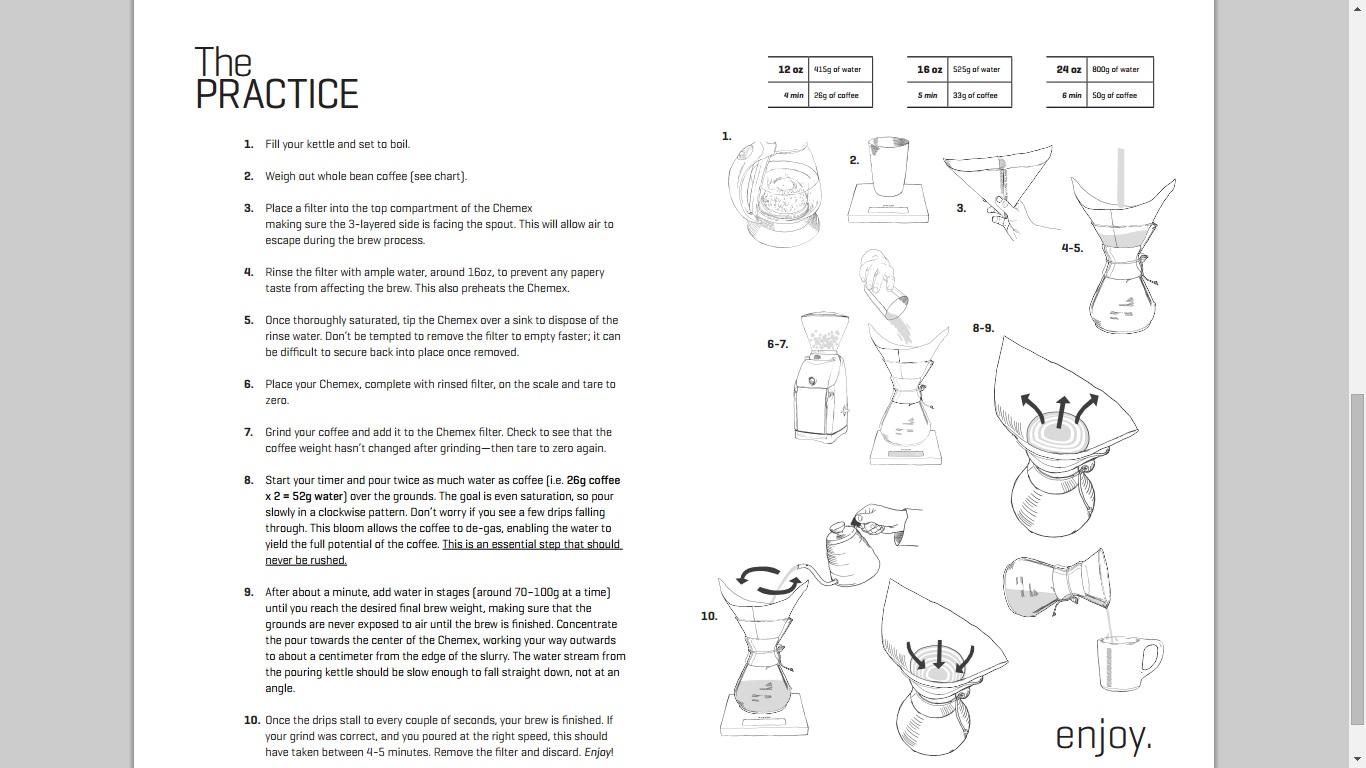 intelligentsia french press instructions