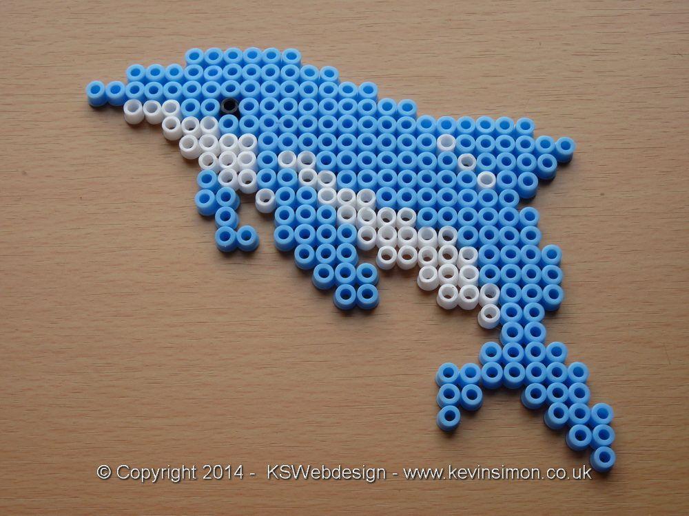 iron plastic beads instructions