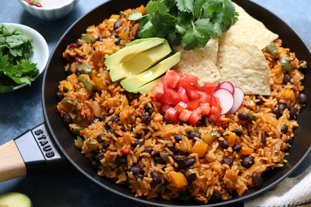knorr mexican rice instructions