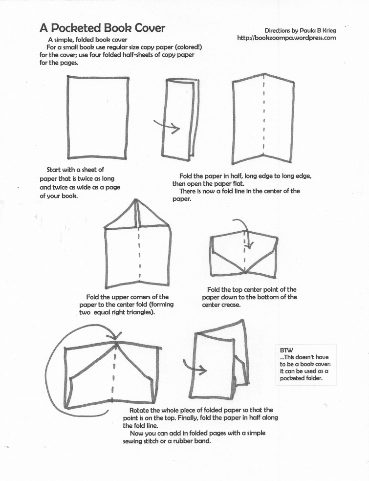 leather bible cover instructions