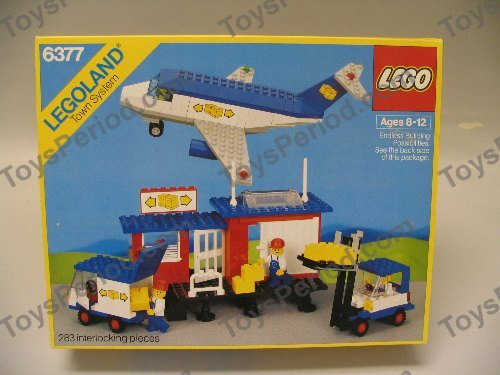 lego 6377-1 instructions