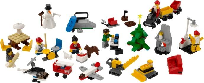lego advent calendar 2016 canada instructions
