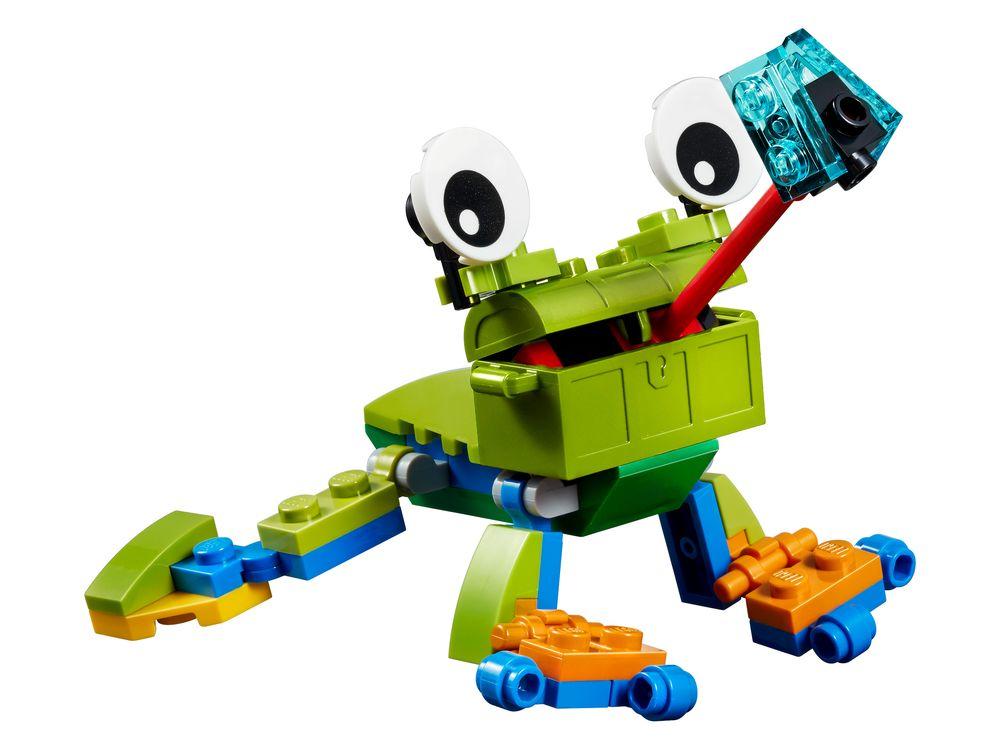 lego classic frog instructions