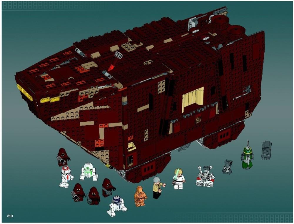 lego crawler town instructions