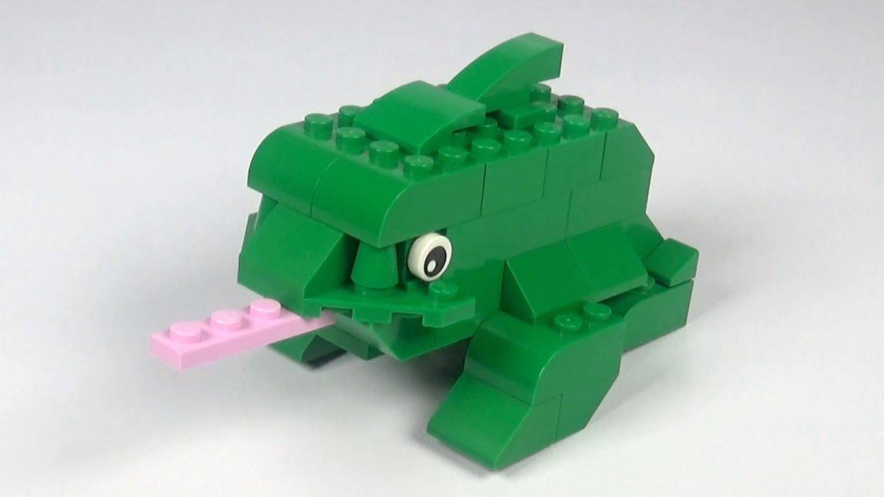 lego frog instructions 10698