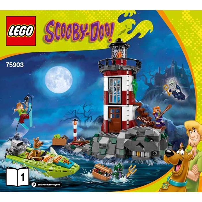 lego haunted lighthouse instructions