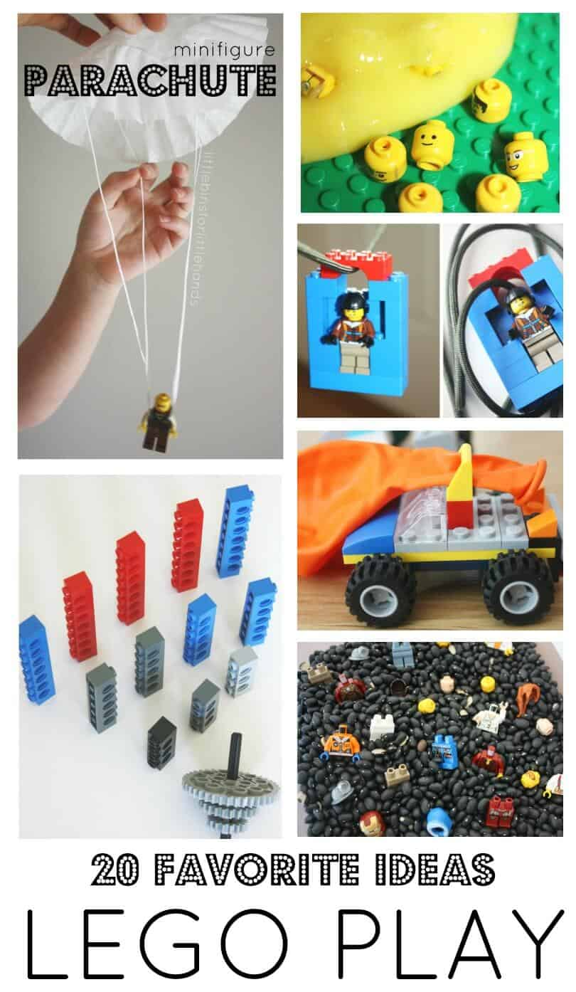lego instructions for games