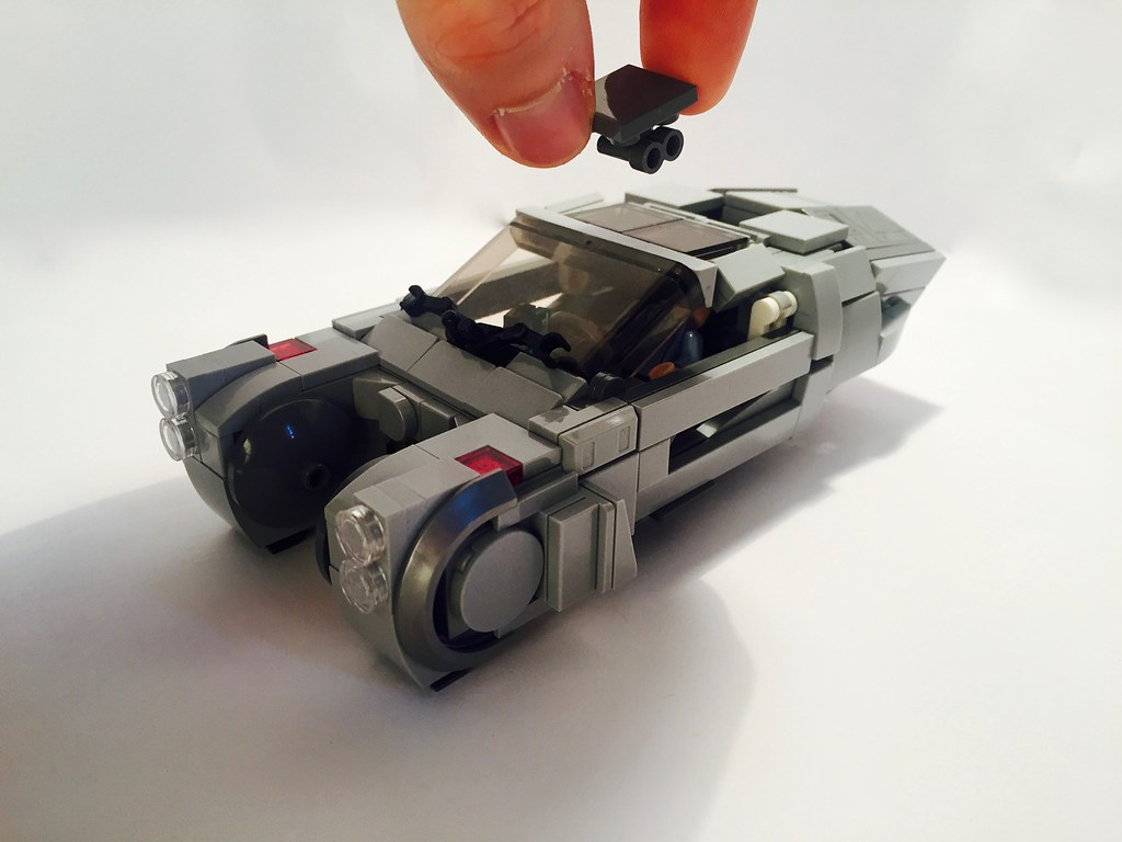 lego moc with instructions