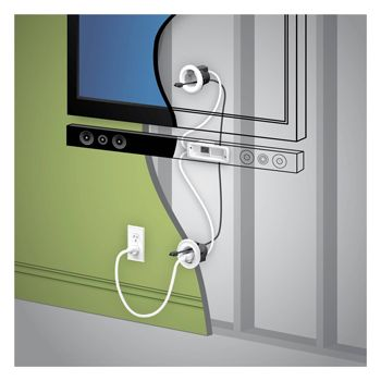 legrand in-wall power kit for flat-panel tvs instructions