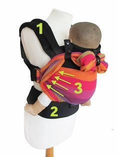 lillebaby carrier 6 instructions