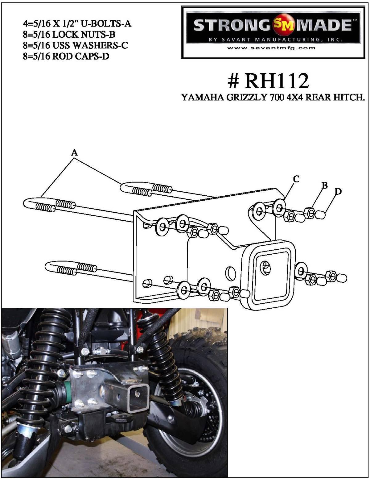 mahindra xtv winch install instructions