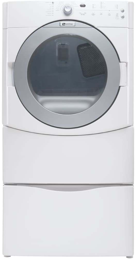 maytag stacked washer dryer instructions