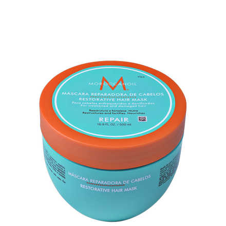 moroccan oil restorative mask instructions