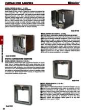nailor 0130 fire damper installation instructions