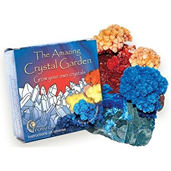 national geographic glow in the dark crystal growing kit instructions