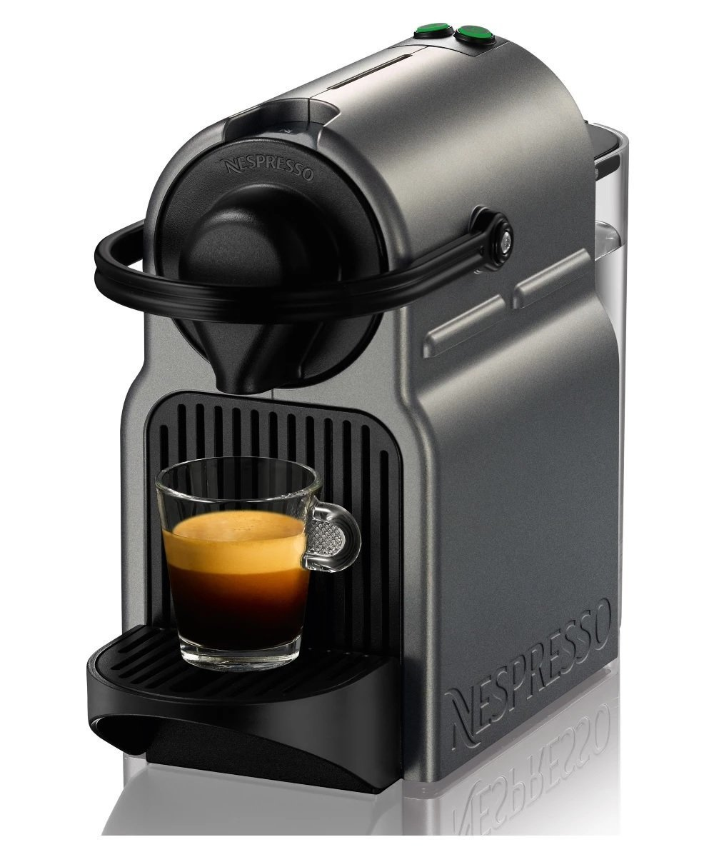 nespresso inissia machine instructions