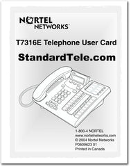 norstar phone system voicemail instructions