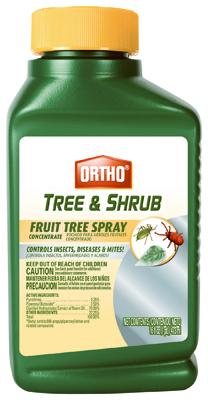 ortho fruit tree spray instructions