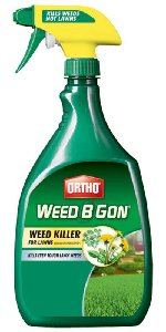 ortho weed b gon max for southern lawns instructions