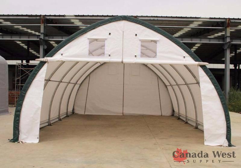 peak storage shelter 20x30x12 assembly instructions
