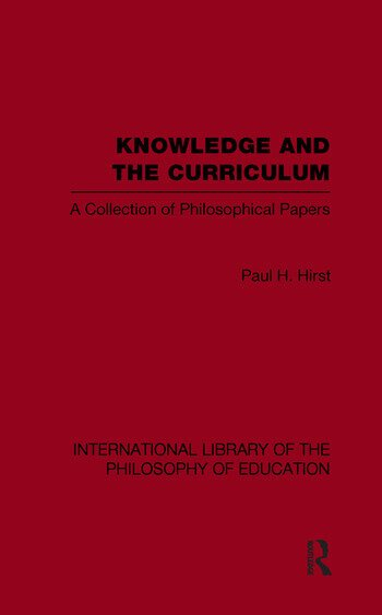philosophy of curriculum and instruction