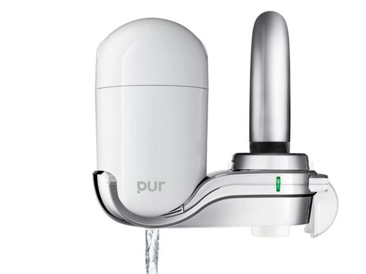 pur water filter installation instructions