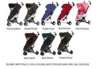 quinny zapp xtra 2 folding instructions