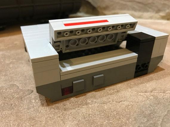 raspberry pi lego nes case instructions