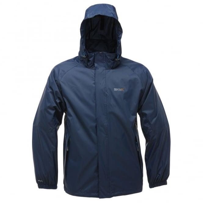 regatta waterproof jacket washing instructions