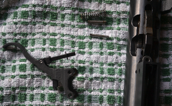 rifle basix trigger installation instructions