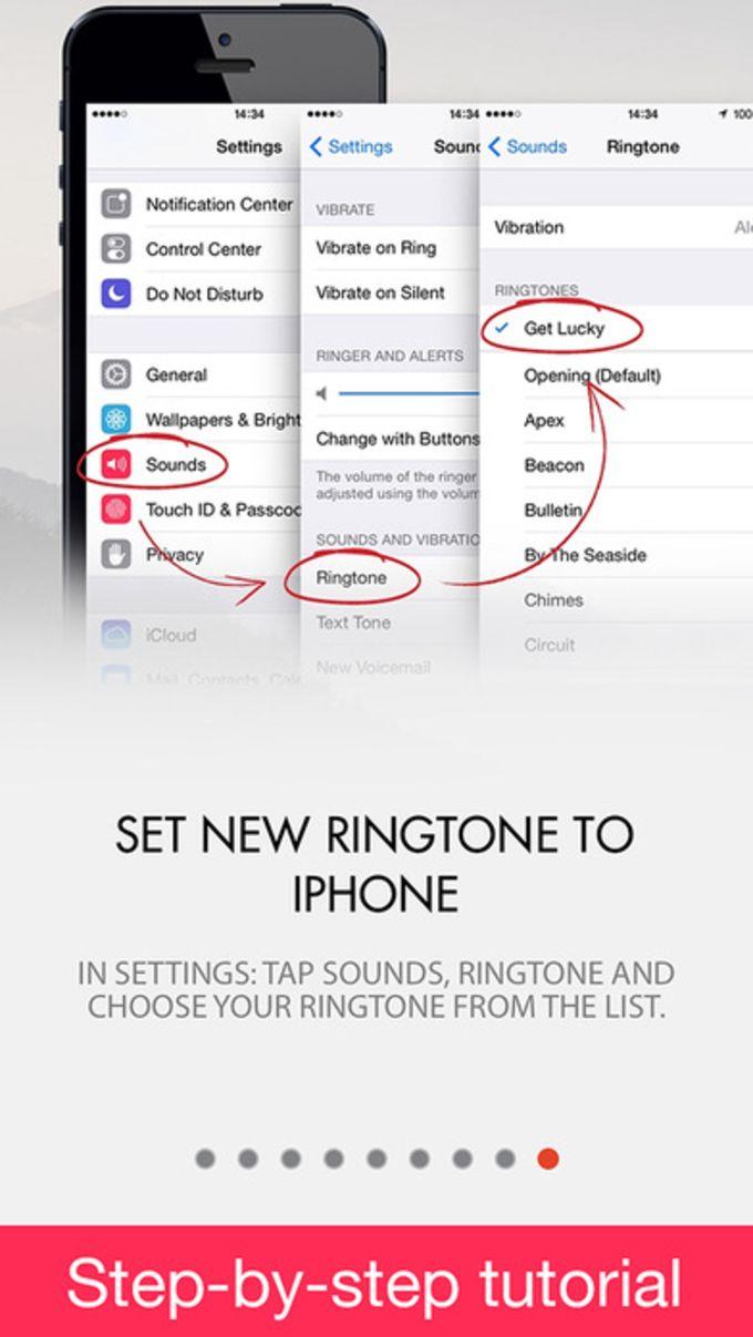 ringtone maker instructions iphone 5