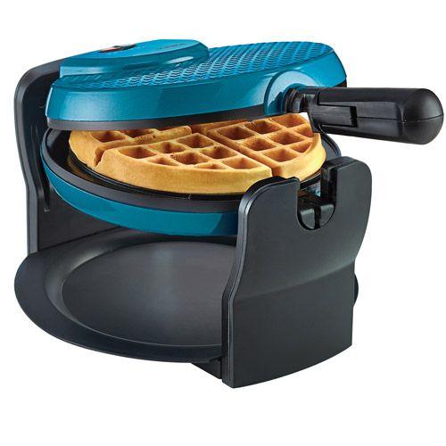 rotary waffle maker instructions