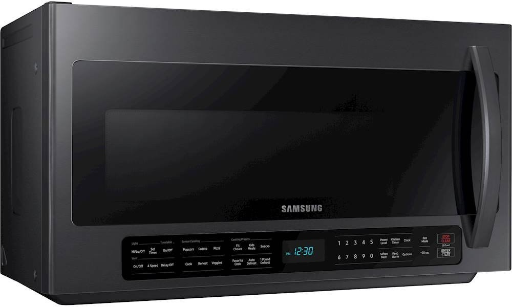 samsung ceramic microwave instructions