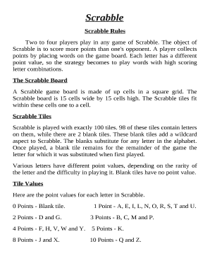 scrabble flash instructions online